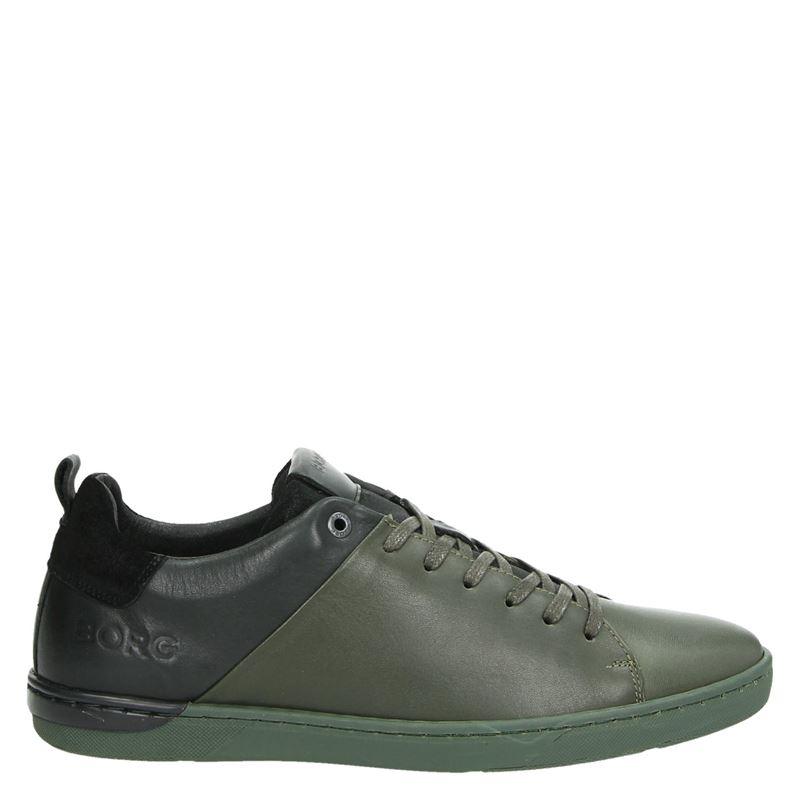 Bjorn Borg Kendrick Polish - Lage sneakers - Groen