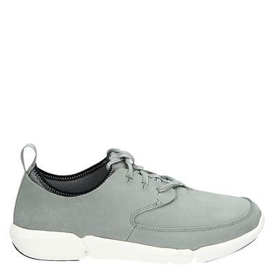 Clarks heren sneakers grijs