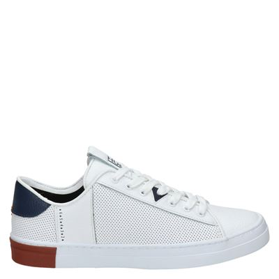 Hub heren sneakers wit