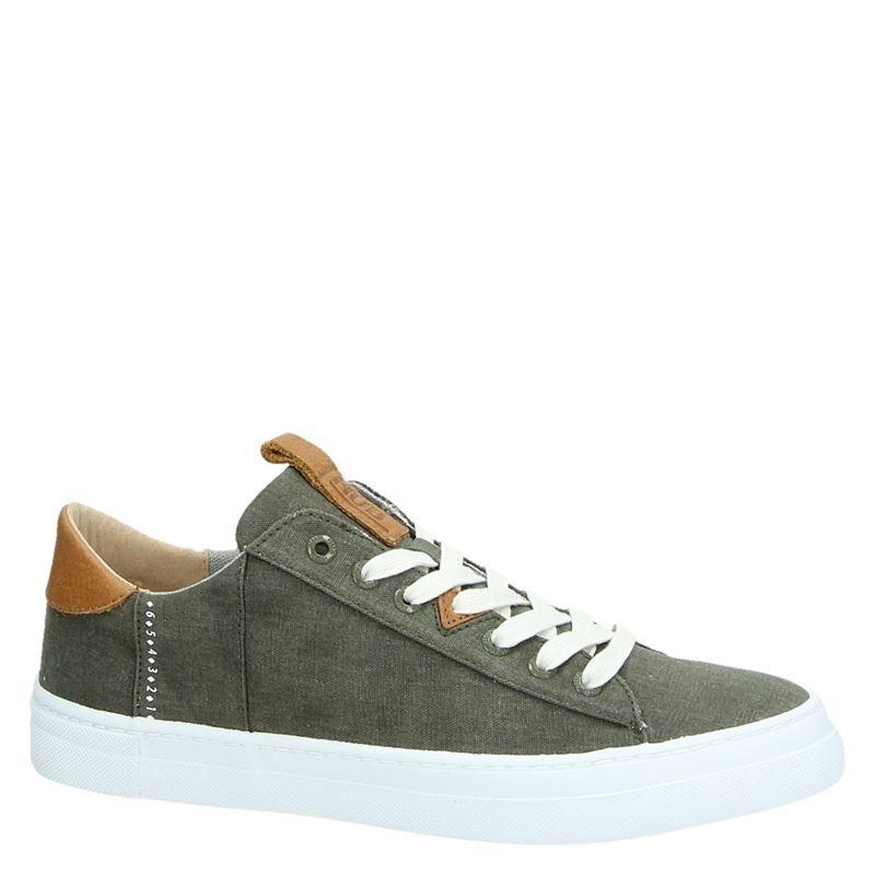 Hub - Lage sneakers - Groen