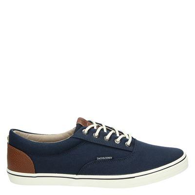 Jack & Jones heren sneakers blauw