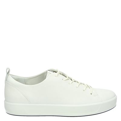 Ecco heren sneakers wit