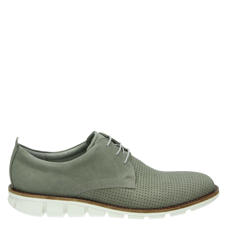Jeremy Ecco Chaussures Pour Hommes - Gris Clair 9kUPnl9Fal