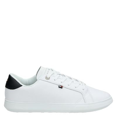 Tommy Hilfiger Sport heren sneakers wit