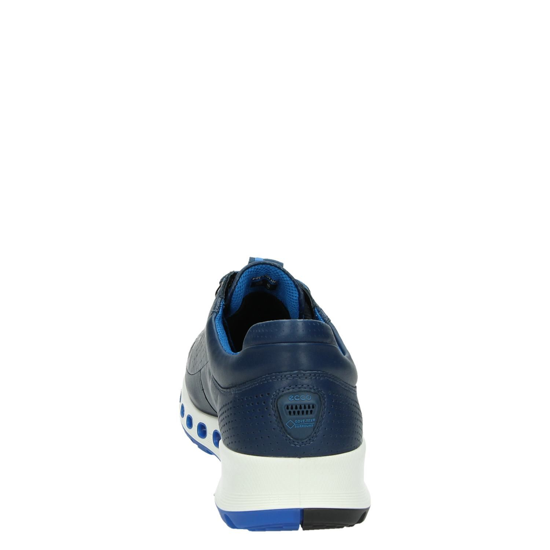 Ecco Ecco 2.0 Bleu Chaussures Basses qKxXtcfT