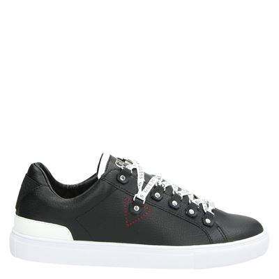 Guess heren sneakers zwart