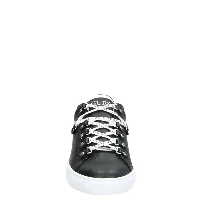 Guess Barry - Lage sneakers - Zwart
