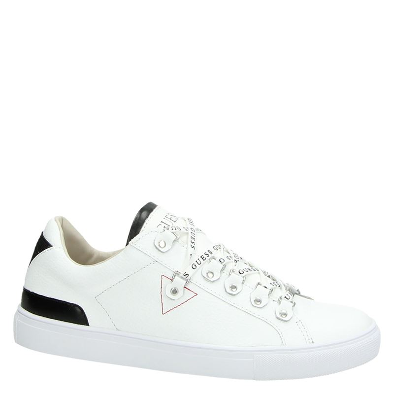 Guess Barry - Lage sneakers - Wit