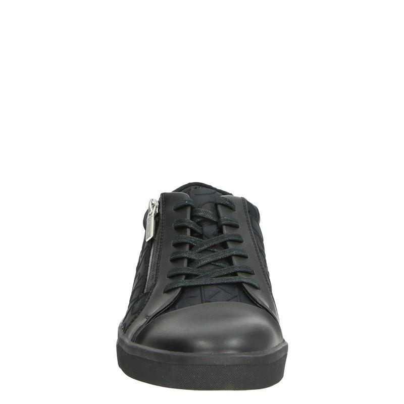 Calvin Klein Ibrahim - Lage sneakers - Zwart