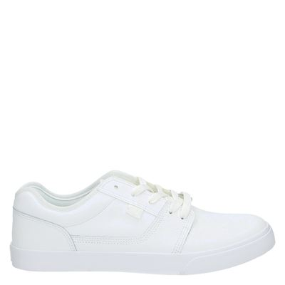 DC heren sneakers wit