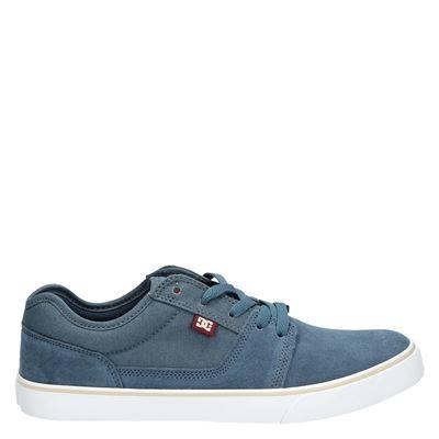 DC heren sneakers blauw