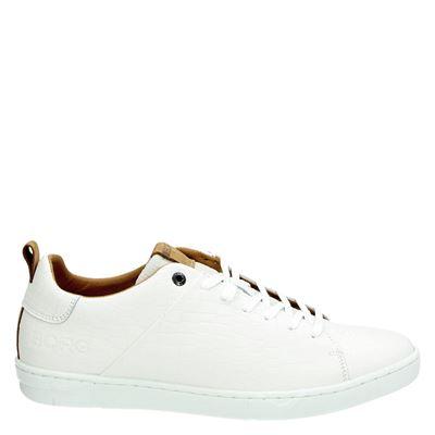 Bjorn Borg heren sneakers wit