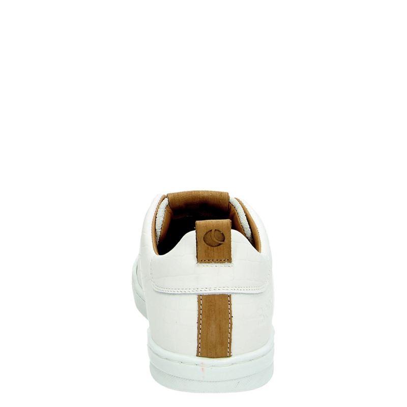 Bjorn Borg Kendrick Croco - Lage sneakers - Wit