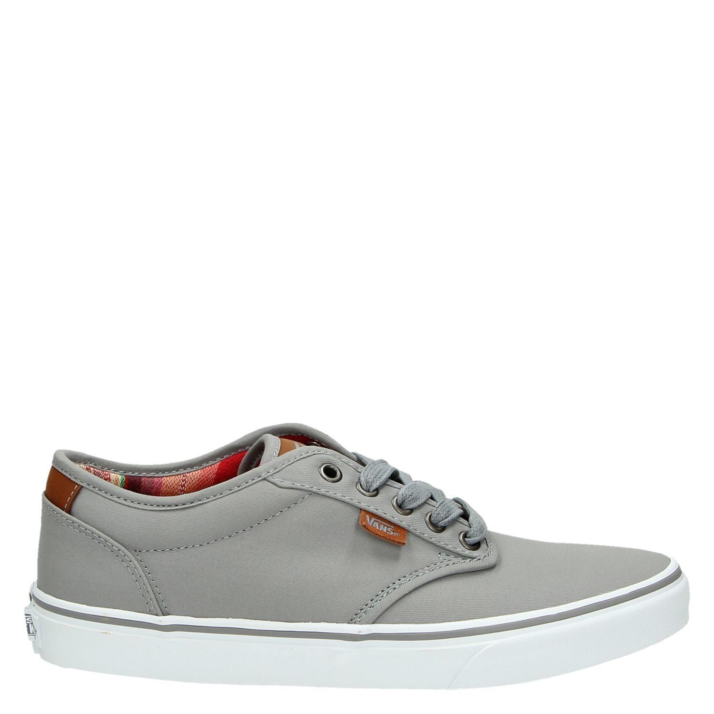 Vans Atwood heren lage sneakers grijs
