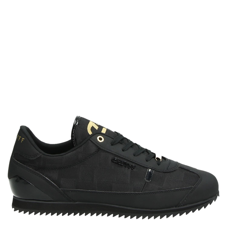 569cae97f52 Cruyff Montanya heren lage sneakers zwart