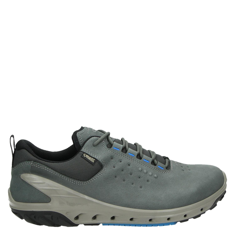 Ecco Biom Risque Faible Chaussures De Sport Gris 7KmdPJBky