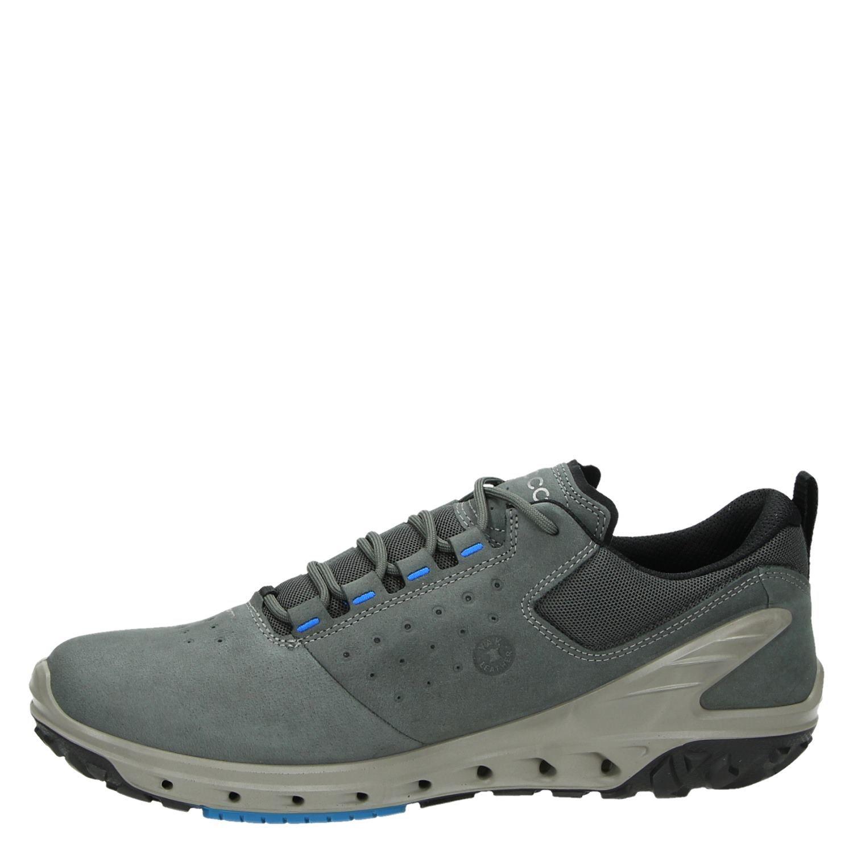 Ecco Biom Risque Faible Chaussures De Sport Gris hkCZU
