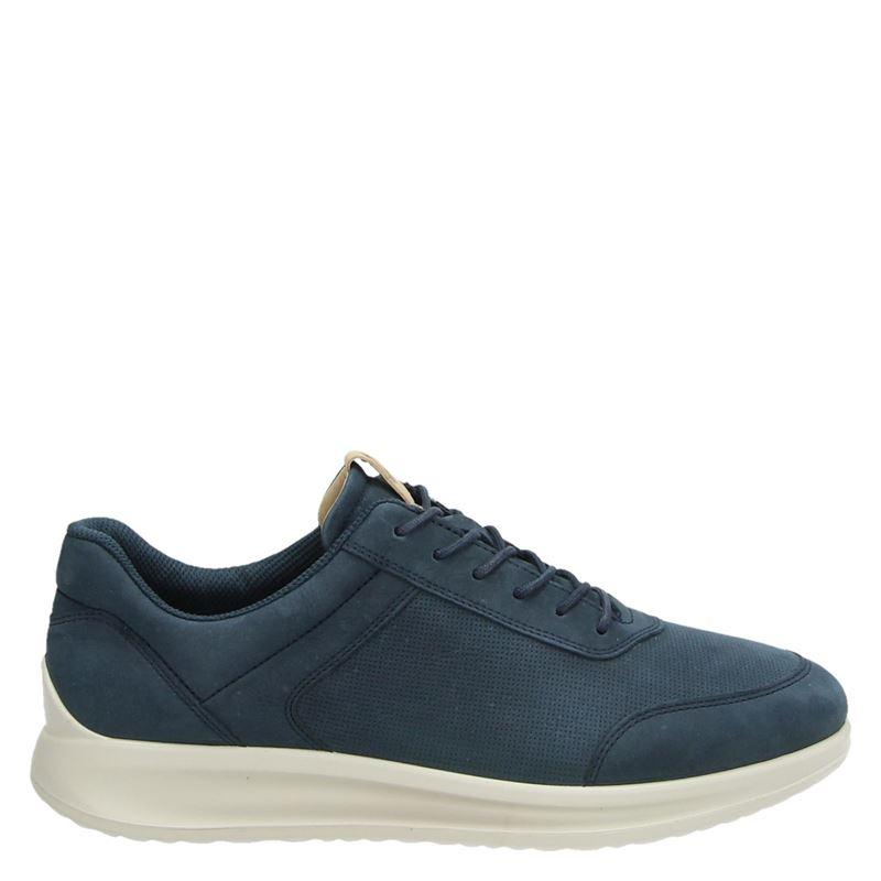 Ecco Aquet - Lage sneakers - Blauw
