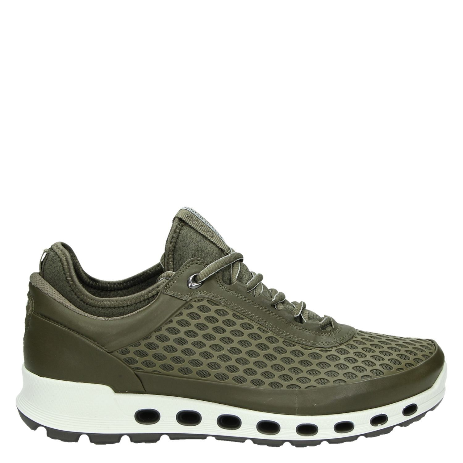 Chaussures Ecco Vert Pour Dames zNQy14vy