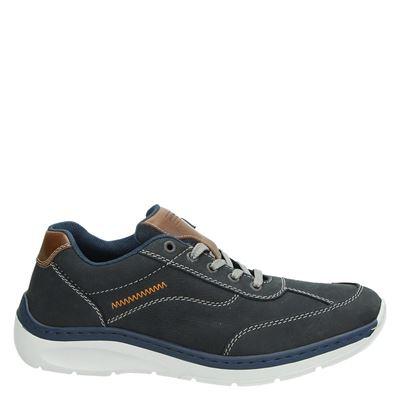 Rieker heren sneakers blauw