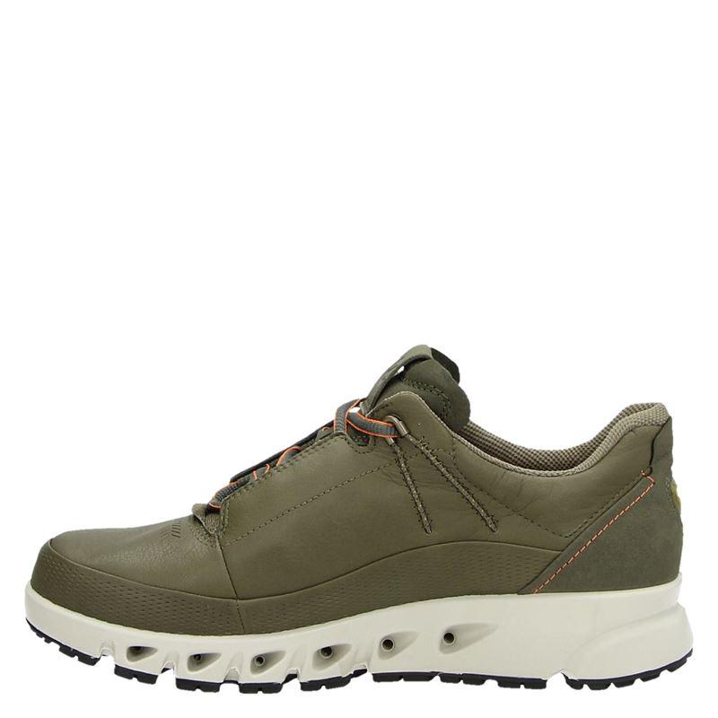 Ecco Multi-Vent - Lage sneakers - Groen