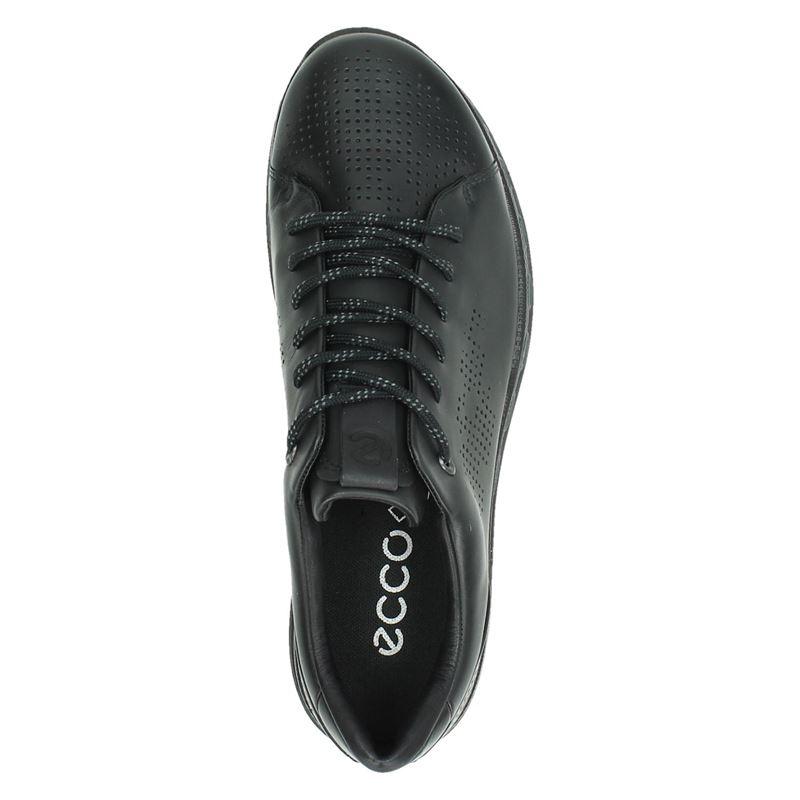 Ecco Cool 2.0 - Veterschoenen - Zwart