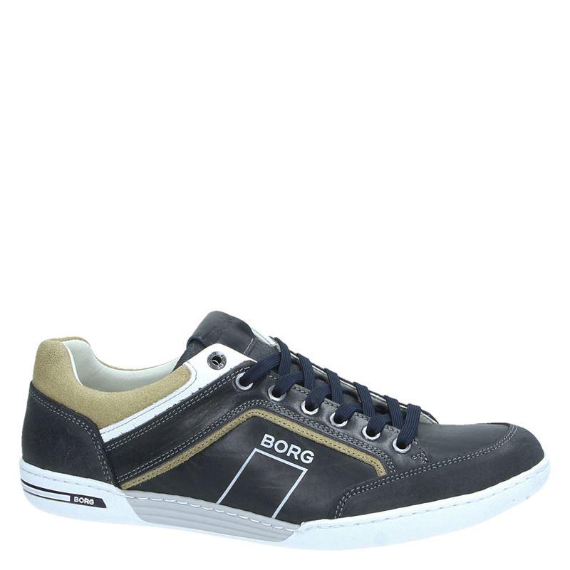 Bjorn Borg Clifton Vega - Lage sneakers - Blauw