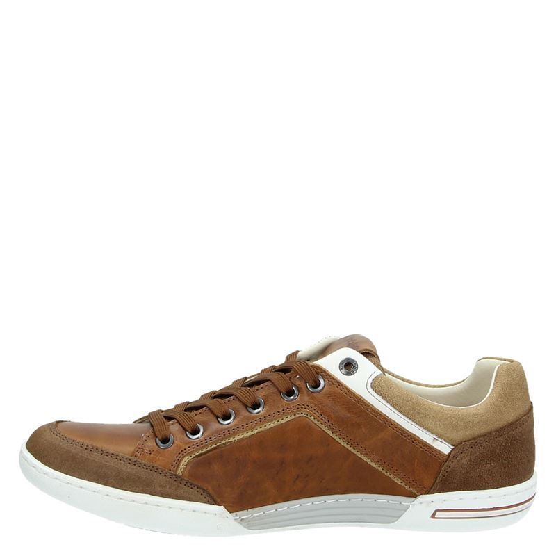 Bjorn Borg Clifton Vega - Lage sneakers - Cognac