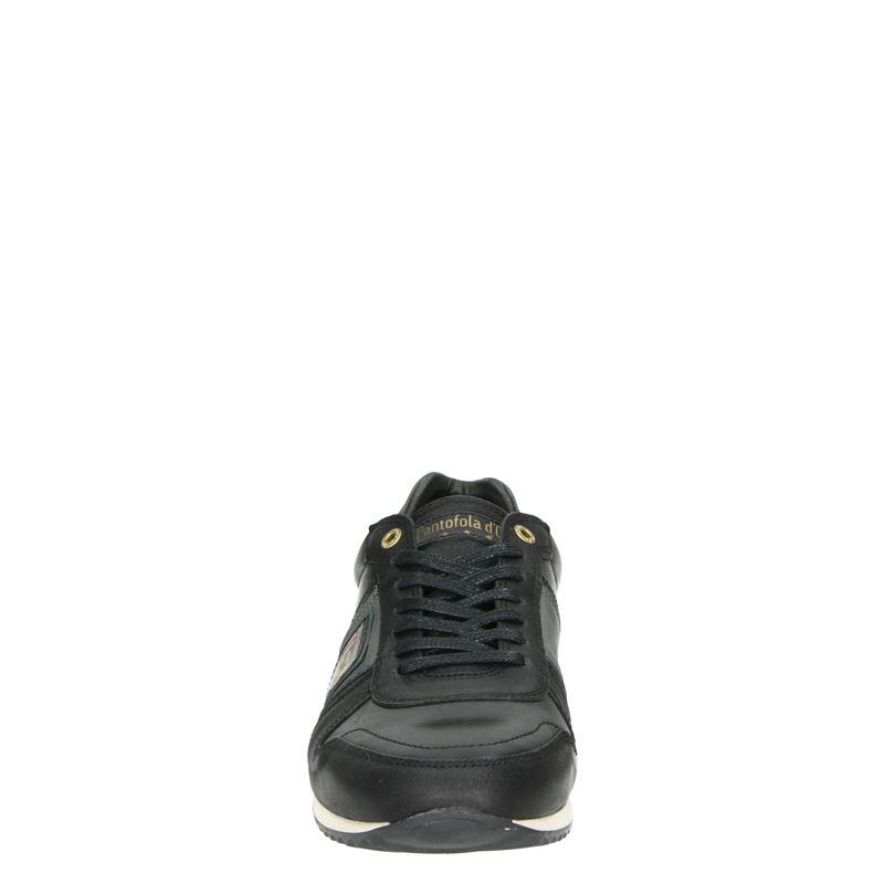 Pantofola d'Oro Umito Uomo Low - Lage sneakers - Zwart