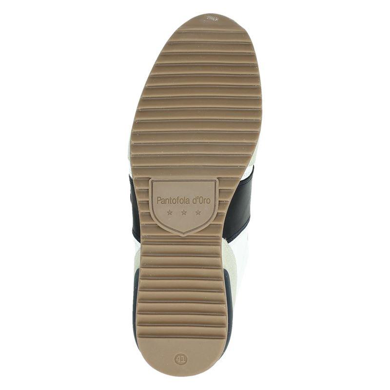 Pantofola d'Oro Umito Uomo Low - Lage sneakers - Wit