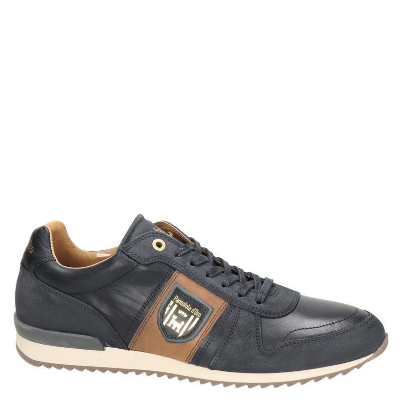 Pantofola d'Oro Umito Uomo Low - Lage sneakers - Blauw