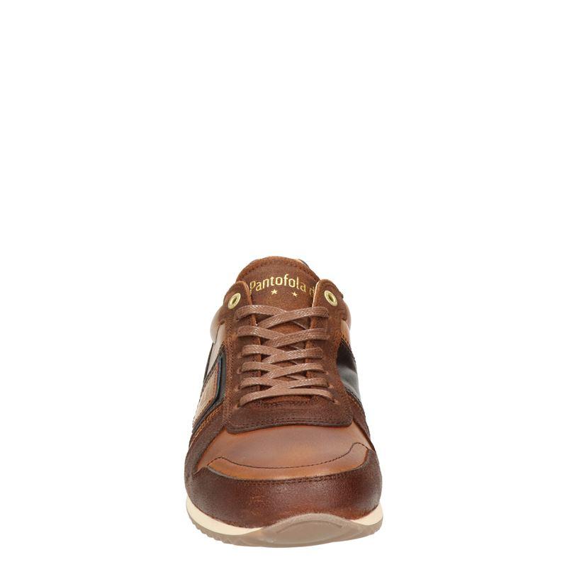 Pantofola d'Oro Umito Uomo Low - Lage sneakers - Cognac