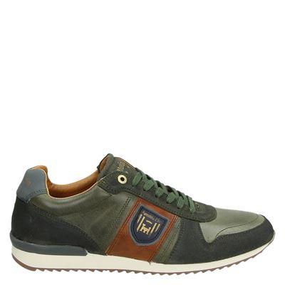 Pantofola d'Oro heren sneakers kaki
