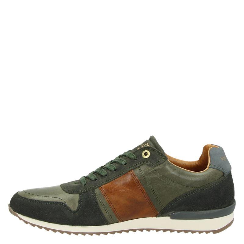 Pantofola d'Oro Umito Uomo Low - Lage sneakers - Groen