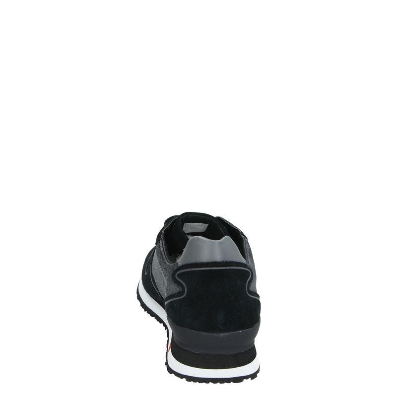 Guess - Lage sneakers - Zwart
