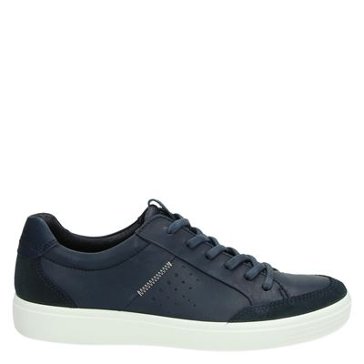 Ecco Soft 7 - Lage sneakers - Blauw