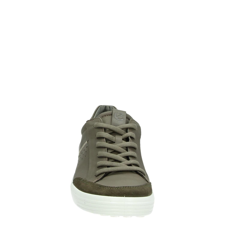 Ecco Soft 7 - Lage sneakers voor heren - Taupe glVOzjw