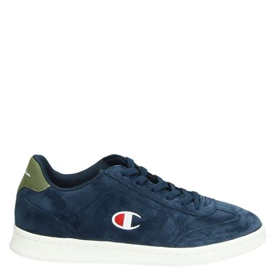 Champion heren sneakers blauw