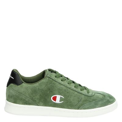 Champion heren sneakers kaki