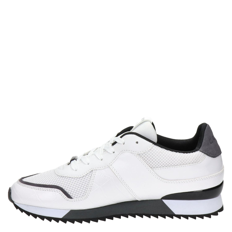 Cruyff Cosmo - Lage sneakers voor heren - Wit Feb2LMI