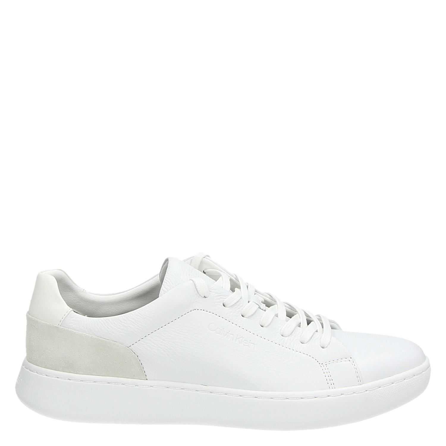 Fuego Wit Calvin Klein Sneakers Heren Lage Y5Pqwv