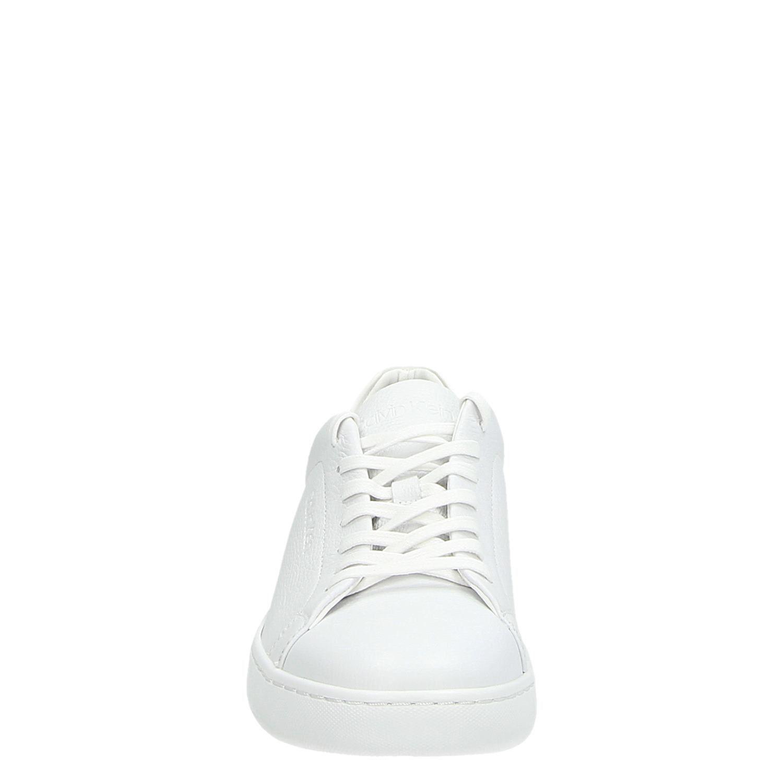 Calvin Klein Fuego - Lage sneakers voor heren - Wit mwJFnEk