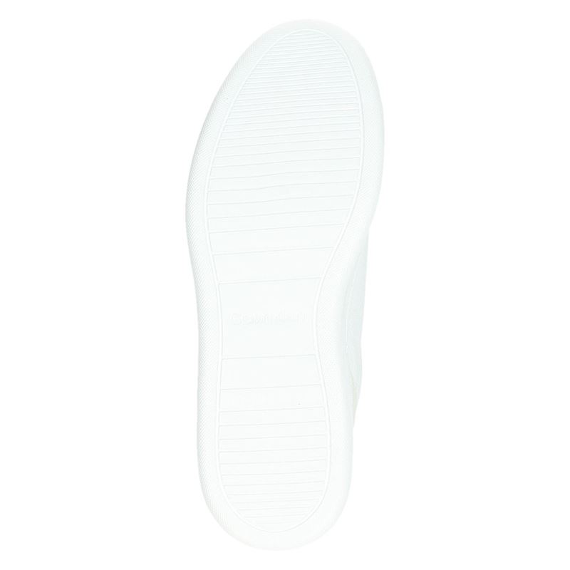 Calvin Klein Fuego - Lage sneakers - Wit