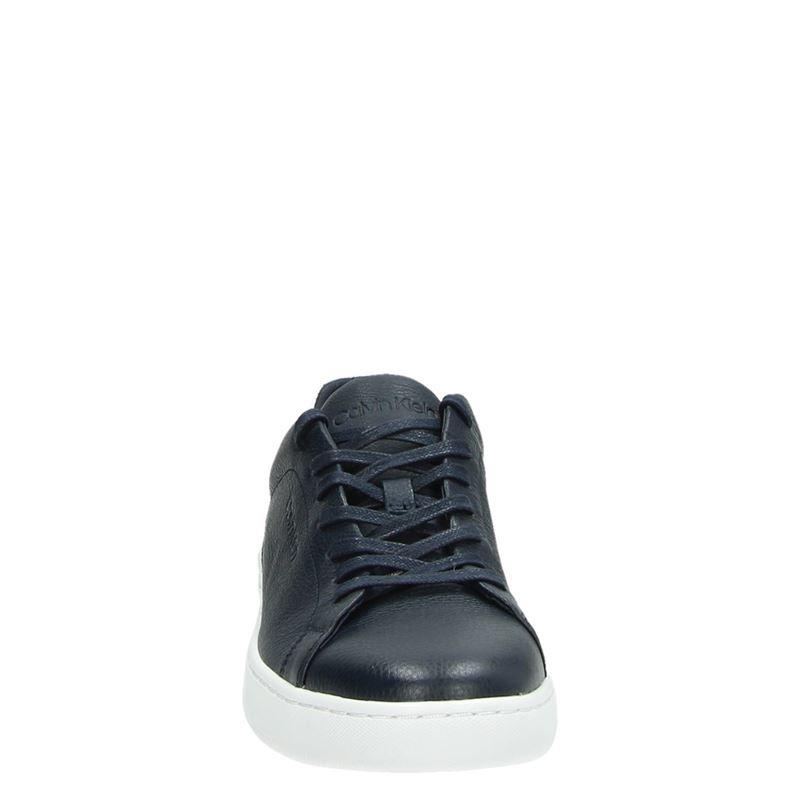 Calvin Klein Fuego - Lage sneakers - Blauw