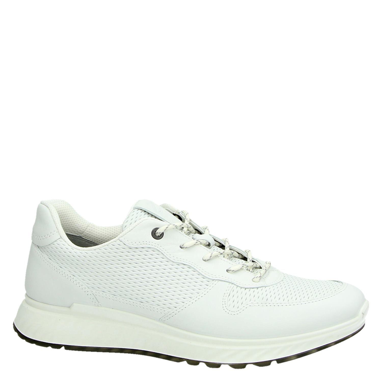 Ecco ST.1 - Lage sneakers voor heren - Wit OPnJ3bz
