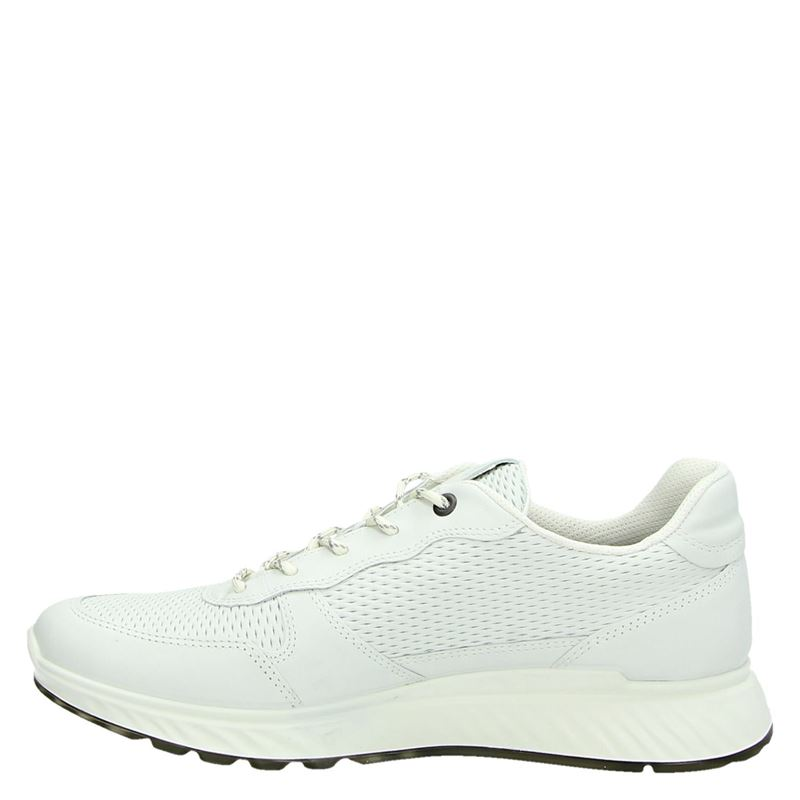 Ecco St1 - Lage sneakers - Wit