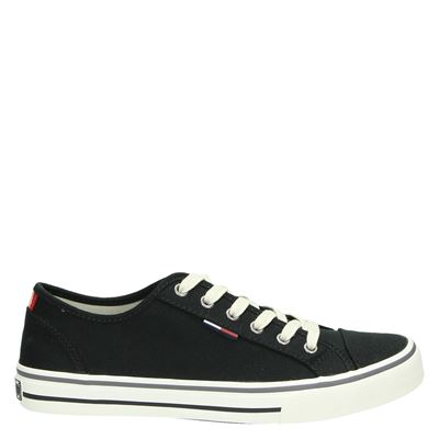 Tommy Jeans heren sneakers zwart