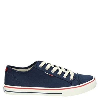Hilfiger Denim heren sneakers blauw