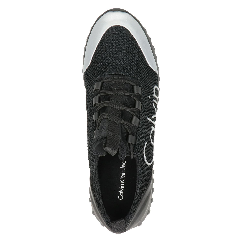 Calvin Klein Ron - Lage sneakers voor heren - Zwart uhVWVTQ