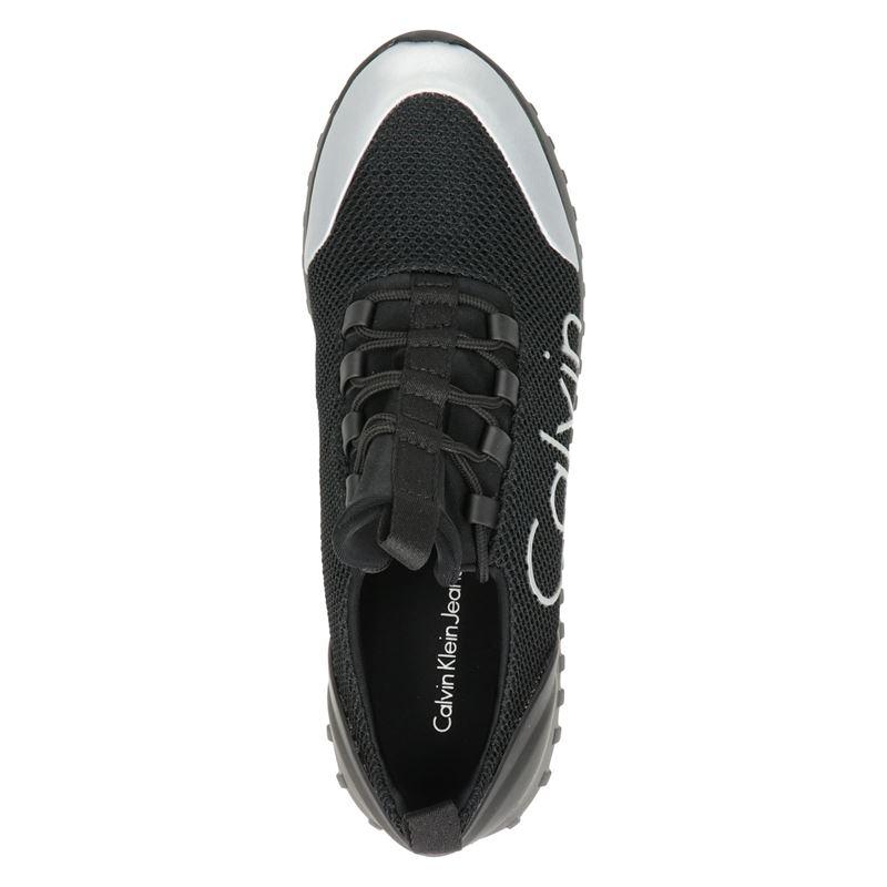 Calvin Klein Ron - Lage sneakers - Zwart